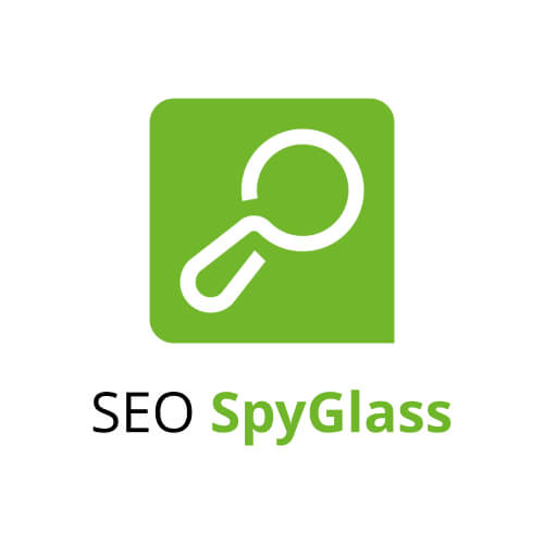 SEO Spy Glass Backlink Raport